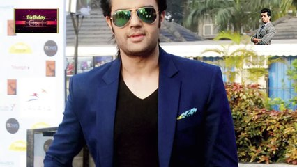 "Happy Birthday ""Manish Paul""   03rd August    Celebrity Birthday   HD Video"