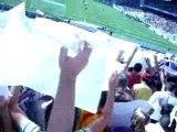 TFC Lyon : Tifos dans le virage-est du stadium