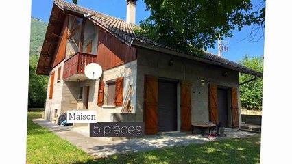 A vendre - Maison/villa - St martin sur la chambre (73130) - 5 pièces - 142m²