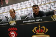 La conférence de presse du Trophée des Champions