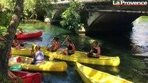 Escapade en Provence   une balade en canoë sur la Sorgue