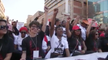 Women March Against Gender-Based Violence in South Africa