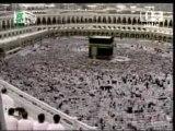 Salat Aid El Kebir enregistré a la Mecque  reciter par l'Imam shuraim en ihram