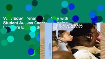 View Educational Psychology with Student Access Code: Developing Learners Ebook Educational