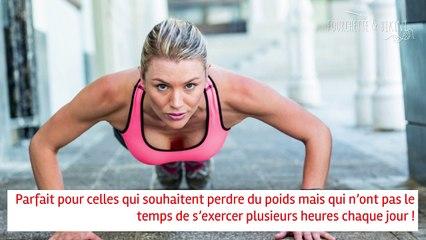 Comment maigrir en faisant 7 minutes de sport ?