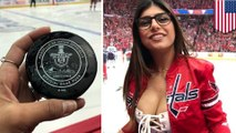 Mia Khalifa to get surgery after hockey puck busts implant