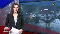 Torrential rains flood low-lying areas