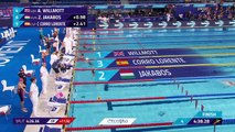 Swimming Morning Session Summary - European Championships