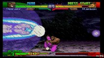 Street Fighter Alpha 3 | Dee Jay Final Boss (M. Bison)