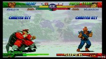 Street Fighter Alpha 3 | Akuma Final Boss (M. Bison)