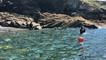 La traversée du Goulet à la nage