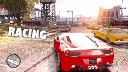 Top 10 Ultra Realistic Racing Games Android iOS [GameZone]