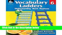 Reading books Vocabulary Ladders: Understanding Word Nuances Level 6 free of charge