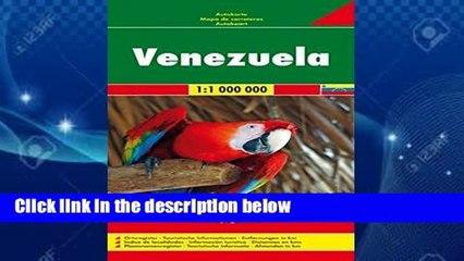 Get s  Venezuela Road Map  Full Movies