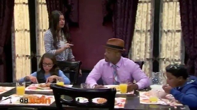The Haunted Hathaways S02 - Ep11 Haunted Charm School HD Watch