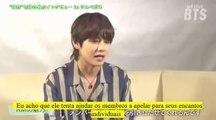 We Love BTS - Member Interview of RM - legendado  PT BR