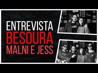 Meninos da Podrera - Besoura (Malni e Jess) - S04E21