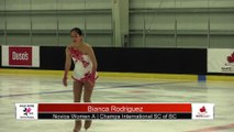 Novice Women Short Program Flight A - 2018 Wild Rose Invitational- Robinsons Arena