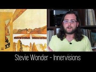 Stevie Wonder  - Innervisions   ALBUM REVIEW