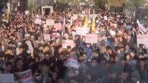 Thousands protest in Iran as economic crisis escalates