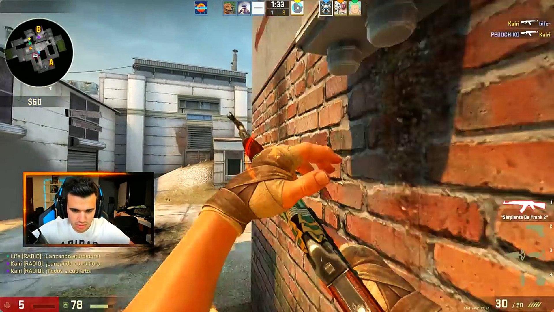 MUERO DE TODAS LAS FORMAS POSIBLES!!Counter Strike: Global Offensive #216 sTaXx
