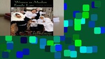 About For Books  Women in Muslim Family Law, 2nd Edition (Contemporary Issues in the Middle East)