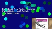 Full E-book  GDB Pocket Reference (Pocket Reference (O Reilly))  Best Sellers Rank : #5