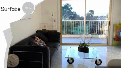 A vendre - Appartement - Cagnes sur mer (06800) - 4 pièces - 91m²