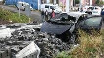 Kaza Yapan Uzman Çavuş Hayatını Kaybetti