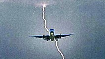 When Lightning Strikes Your Airplane, What Happens?