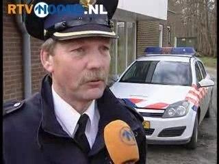 Pyromaan 't Zandt (RTV Noord, 23 nov 2007)