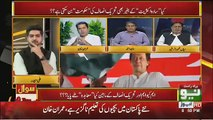 Imran Khan is not involved in making forward block within the PMLN- Anchor Imran Khan