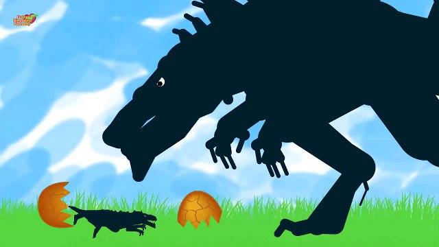 Godzilla vs Diplodocus vs Zilla | Funny Dinosaurs Cartoons for Children | Godzilla Cartoon