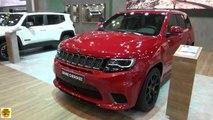 2018ジープグランドチェロキートラックホーク6.2 V8 | 2018 Jeep Grand Cherokee Trackhawk 6.2 V8