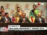 Jokowi Indonesia Siap Bergabung MEA