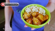 Honey Sesame Chicken Recipe Chinese Food Uncut Preview _ How To Make Slow Cooker Crock Pot
