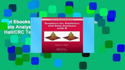 Get s  Graphics For Statistics And Data Analysis With R Chapman Hall Crc Texts In Full Movies