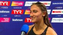 Simona Quadarella – Winner of Women's 800m Freestyle