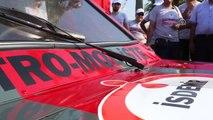 Tübitak Yarışması İçin Dört Çeker Elektrikli Otomobil Ürettiler