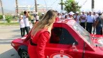 TÜBİTAK yarışması için dört çeker elektrikli otomobil ürettiler - HATAY