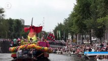 Halsema: 'Canal Parade symbool voor Amsterdam'