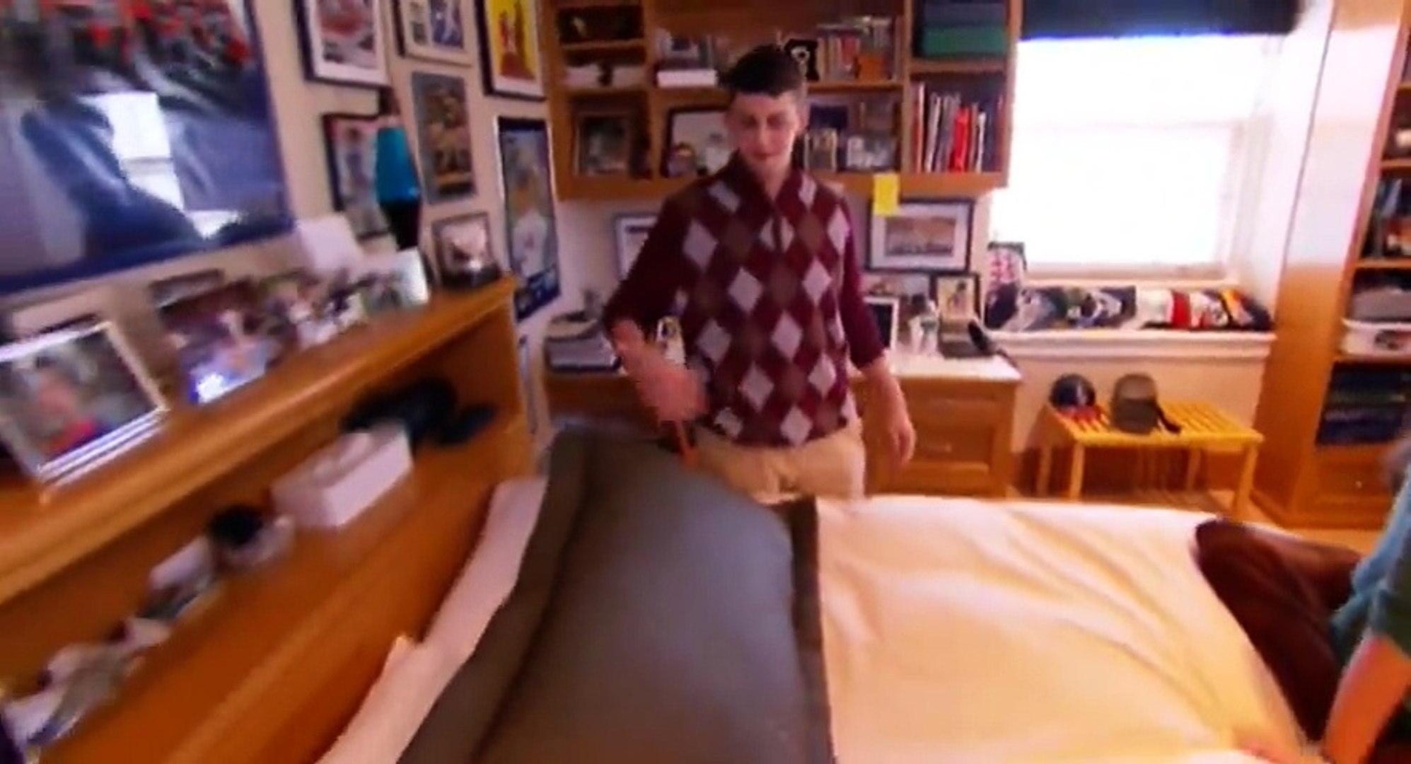 Teen Cribs S02 - Ep01 Lynsey and Ryan's Crib HD Watch