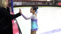Pre-Juvenile U13 Women Free Skate Flight A - 2018 Wild Rose Invitational- Sobeys Arena