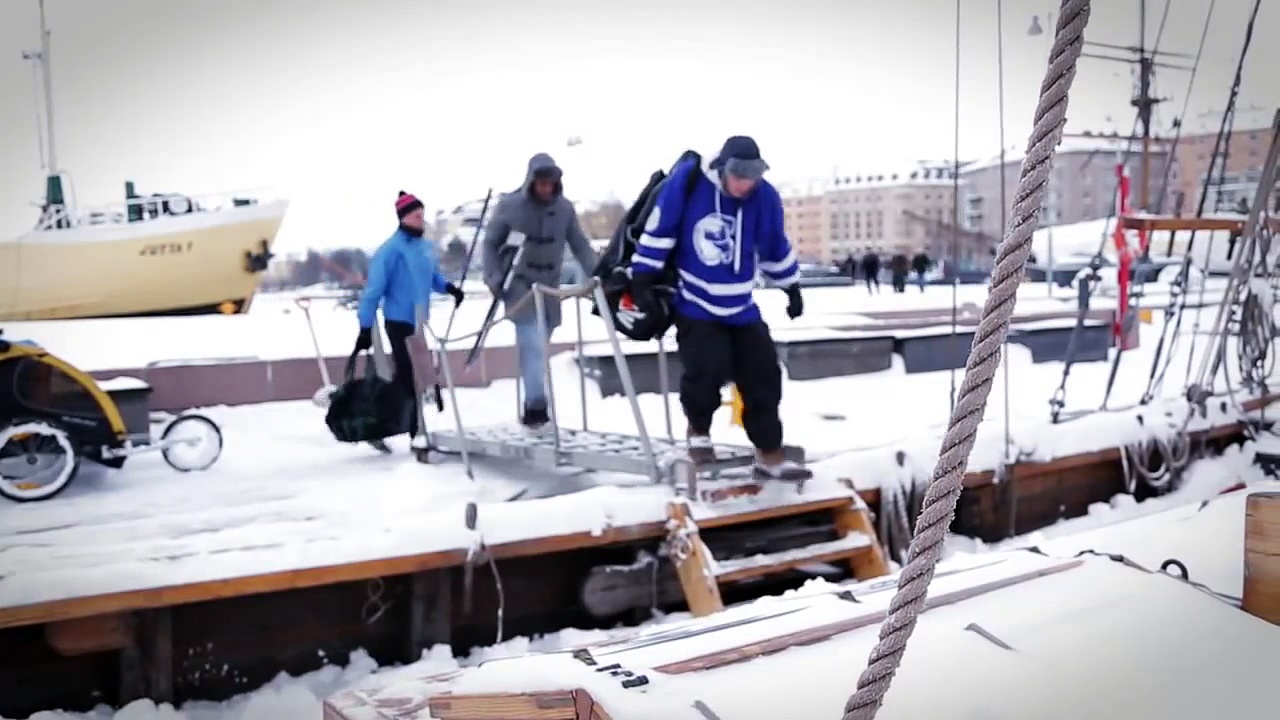 How To Play Pond Hockey On The Pond Why do you love hockey?