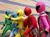 Power Rangers vs Evil Clone Power Rangers Battle | Power Rangers Mystic Force