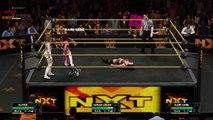 WWE 2K18 NXT QUALIFYING MATCH SARAH LOGAN VS ALIYAH VS KAIRI SANE