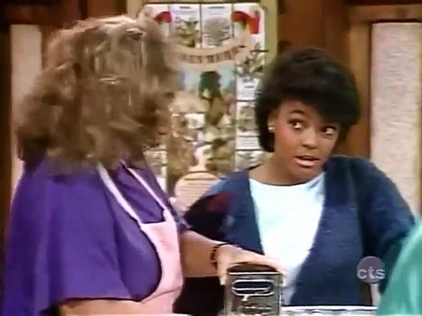 The Facts of Life S6 E02 A Slice of Life