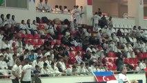 Türkiye Açık Kyokushin Kata ve Kumite Şampiyonası Sona Erdi