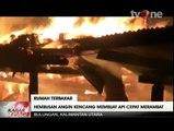 Kebakaran Besar Hanguskan 20 Rumah di Kalimantan Utara