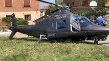 Korçë, rrëzohet helikopteri i nuses - Top Channel Albania - News - Lajme